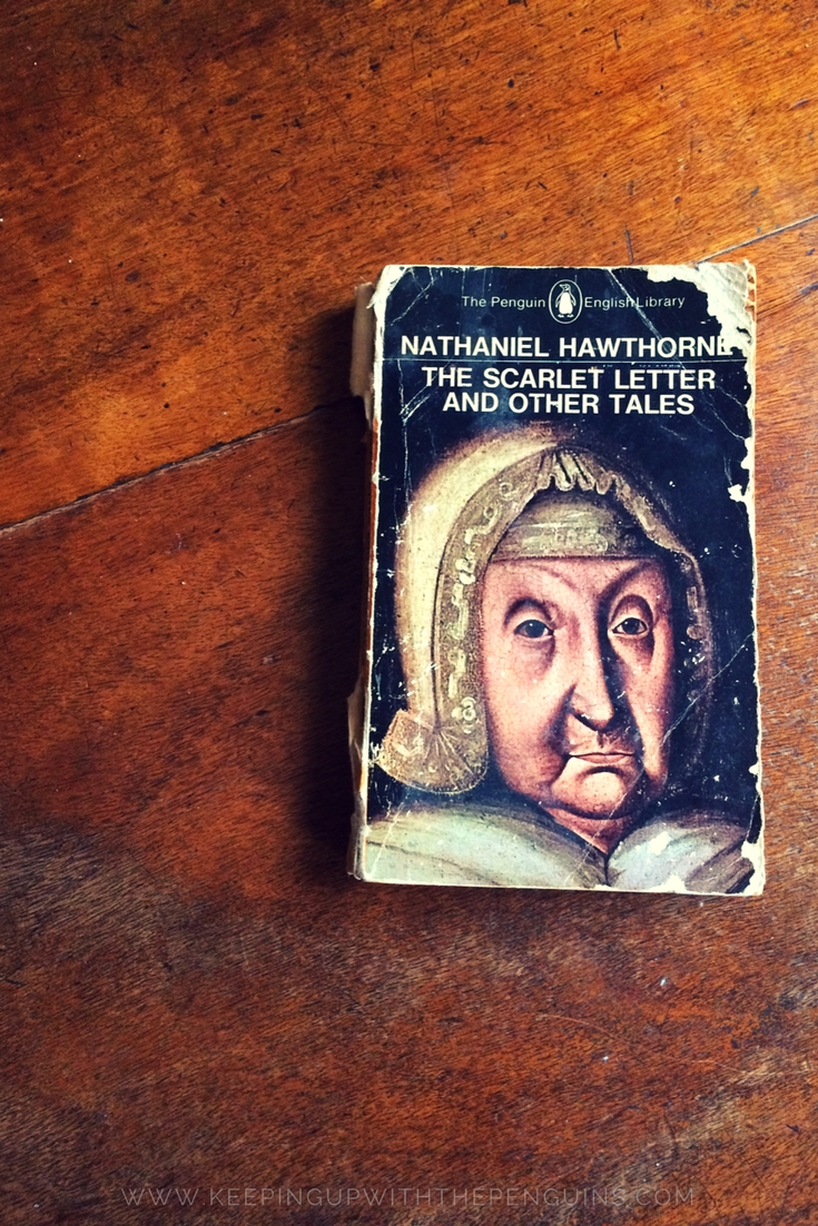 The Scarlet Letter Nathaniel Hawthorne Book