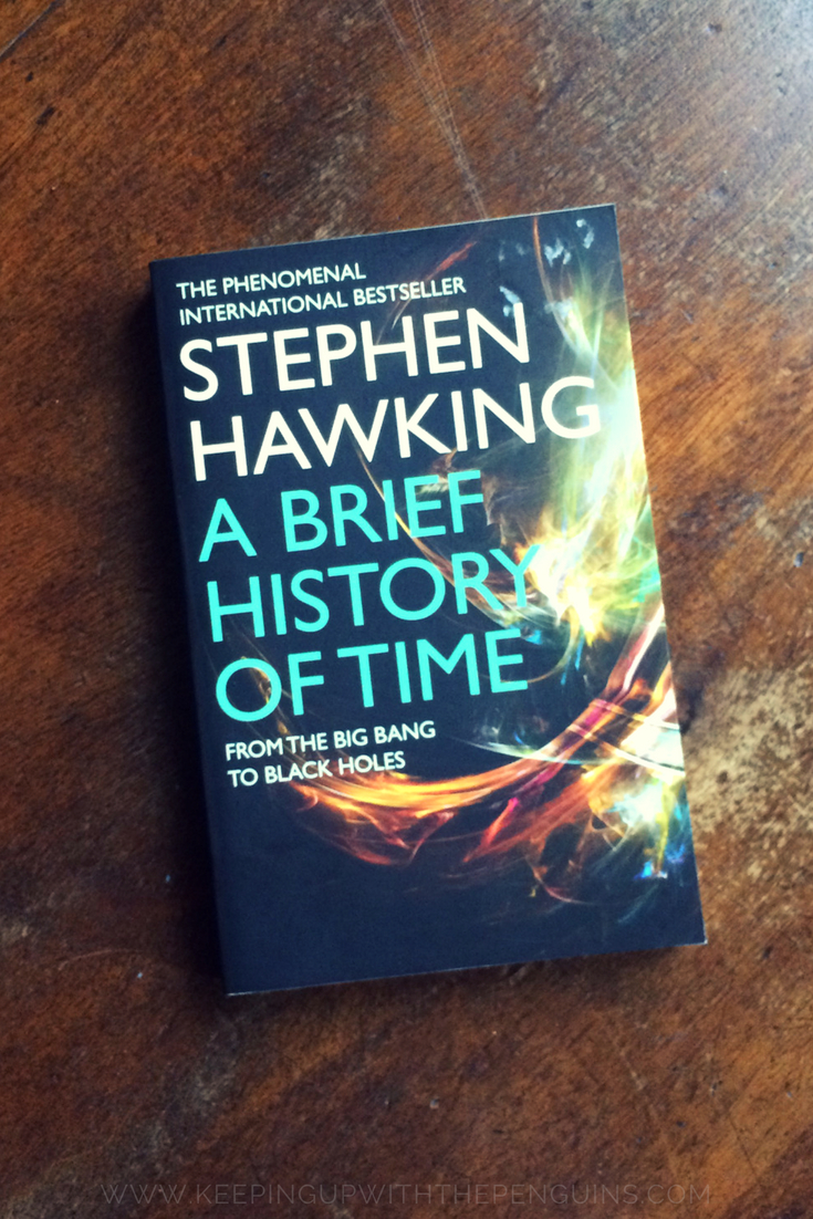 A Brief History Of Time Stephen Hawking Keeping Up With