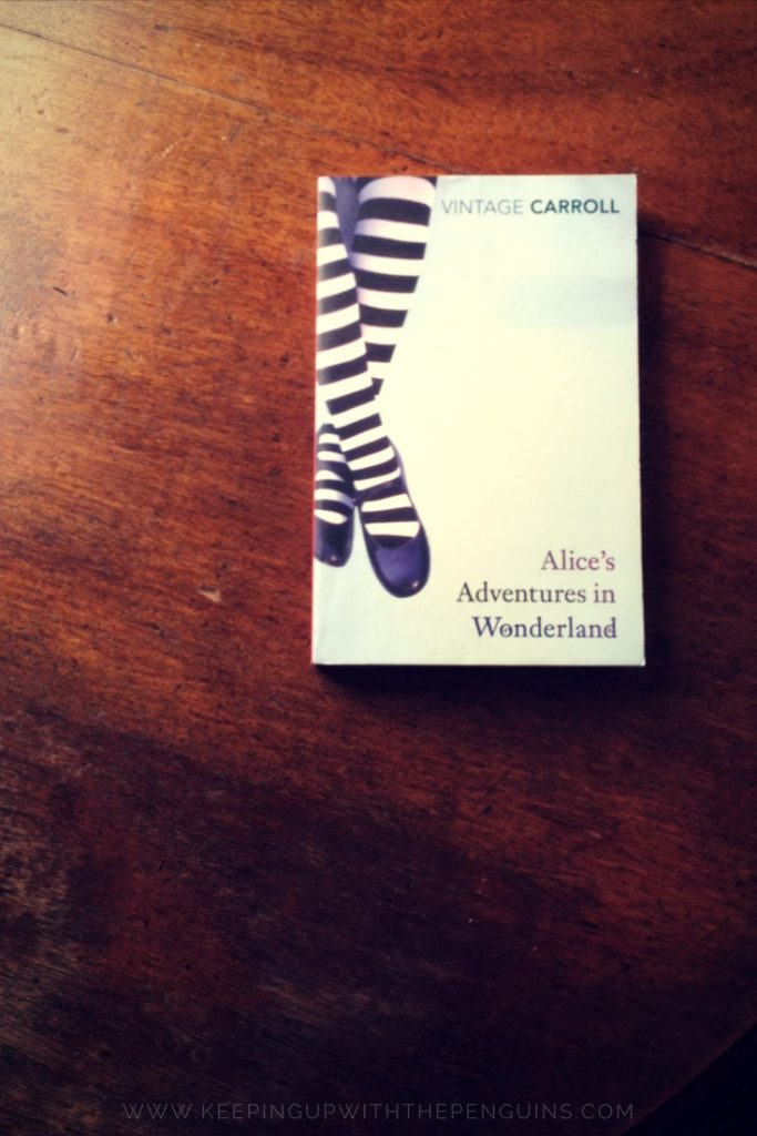 Alice's Adventures in Wonderland - Lewis Carroll - Keeping Up With The Penguins