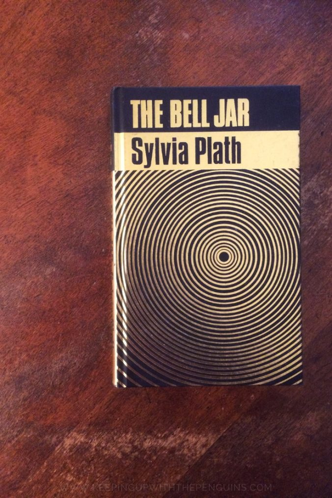 The Bell Jar - Sylvia Plath - Book Laid on Wooden Table - Keeping Up With The Penguins